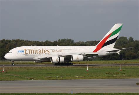 emirates germany emirates a6 ede airbus a380 861 24 09 2011 ham eddh