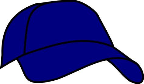 baseball cap clipart blue baseball cap clip at clker vector clip