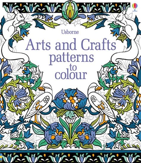 arts and crafts books for arts and crafts patterns to colour at usborne children s
