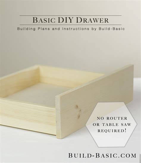diy wooden drawer slides the easiest way to build a beautiful sturdy drawer