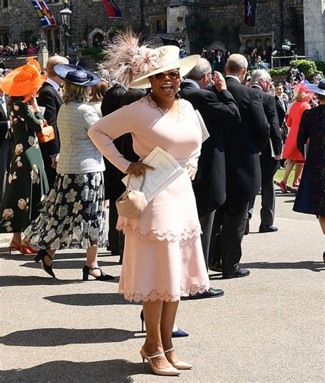 Why Was Oprah Invited To The Royal Wedding