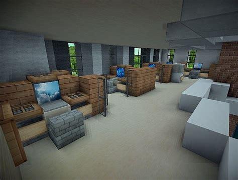 Minecraft Office Interior by Image Gallery Minecraft Office