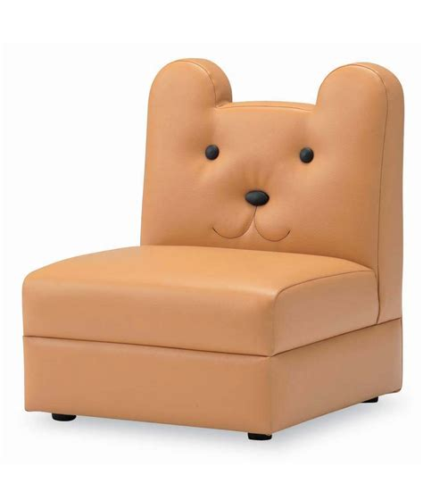 childrens settee childrens sofa bear safty made in japan view childrens
