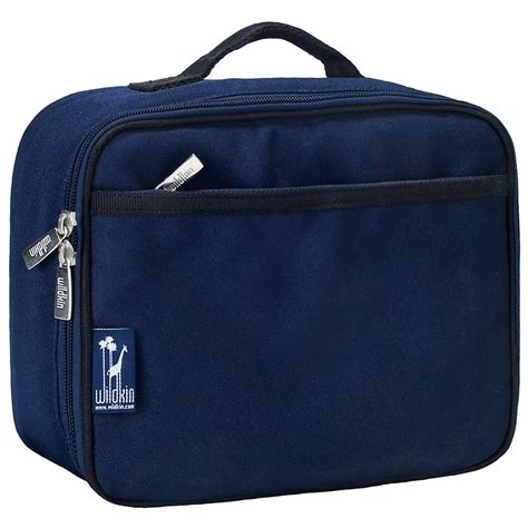 Lunch Box Blue wildkin whale blue lunch box