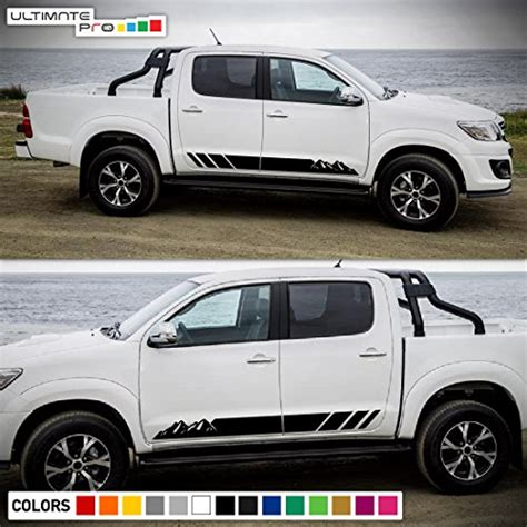 Toyota Hilux 4x4 Stickers Compare Price To Sticker For Toyota Hilux Dreamboracay
