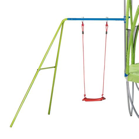 action swing set spark swing set view troline accessory action sports