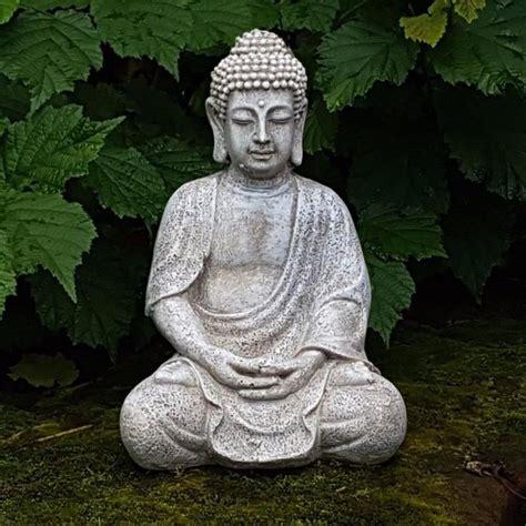 Bouddha Deco Exterieur by Statue Bouddha Pour Interieur Ou Exterieur Achat Vente