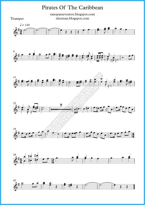 theme music pirates of the caribbean pista y partituras de piratas del caribe para quintetos de