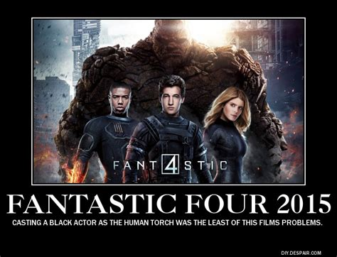epic film fail fantastic four the problem with marvel movies