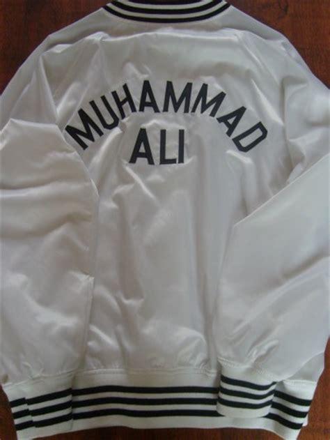 Jaket Adidas Muhammad Ali muhammad ali limited edition adidas retro style zipper