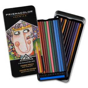 colored pencils prismacolor prismacolor premier colored pencils 24 pk only