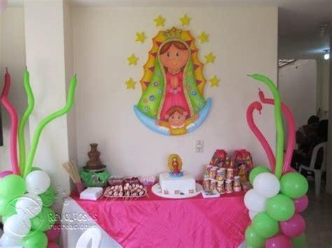 decoracion con virgencitas porfis decoracion virgen de guadalupe fiestas infantiles youtube