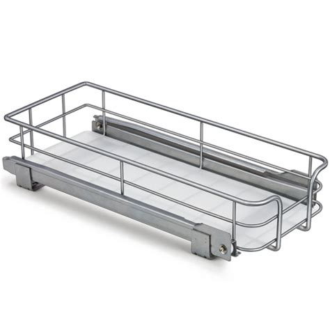 platinum roll out cabinet organizer 7 inch in cabinet