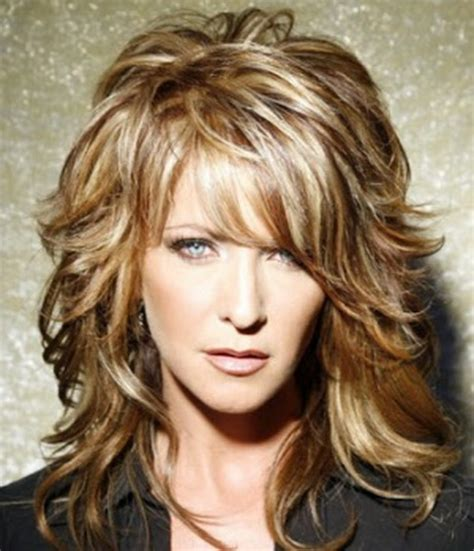 medium shag hairstyles for women over 50 shag hairstyles fine hair short hairstyle 2013