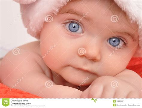young baby    stock image image  female