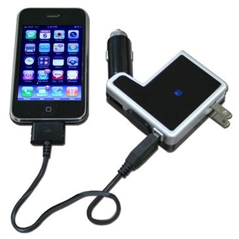 hottips charger hottips ipod iphone charger has a 12v car adapter and wall