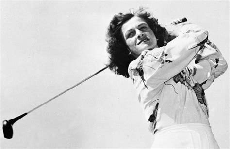babe zaharias golf swing golf chandler o leary