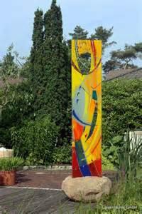 glaskunst im garten vortrag glaskunst photovoltaik im garten deutsche