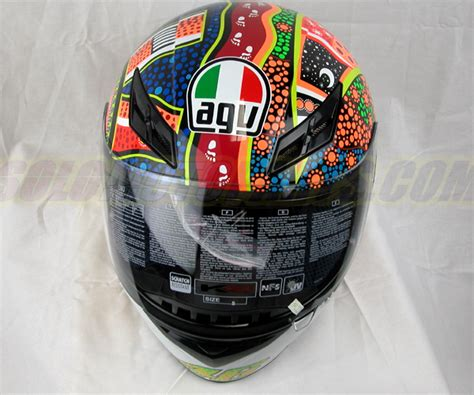 Helm Agv K3 Dreamtime free return shipping in the us48 learn more