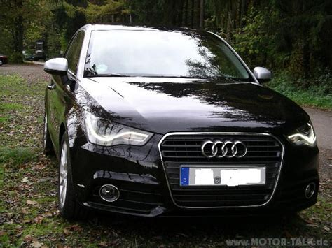 Audi A1 Forum Motor Talk by A1 Front A1 Mit Totalausfall Des Mmi Audi A1 203614217