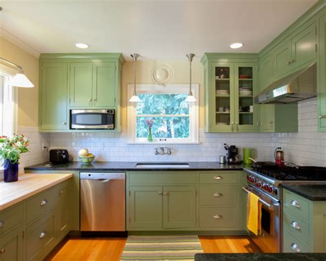 Light Green Kitchen Cabinets Furniture Best Light Green Kitchen Cabinets Idea Hqwalls Org