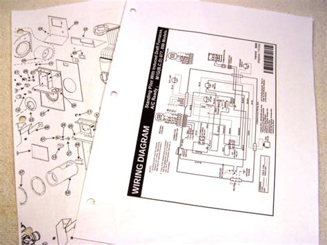 mobile home furnace wiring parts manuals diagrams