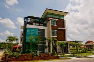 Home Design Ideas Malaysia by New Home Designs Latest Malaysian Modern Home Designs