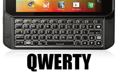 qwerty layout reason 3 reasons qwerty phones are awesome pcworld