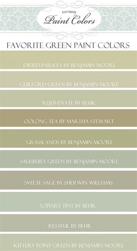 green paint color ideas benjamin dried parsley benjamin guilford green behr