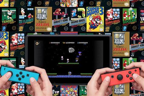 nintendo switch     classic nes games