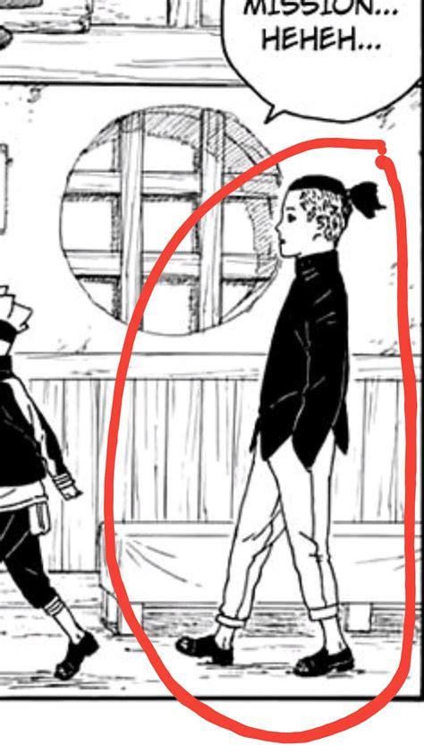 Boruto Reddit | could this be kawaki boruto manga boruto
