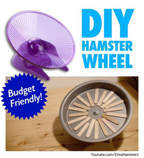 Flying Saucer Hamster diy flying saucer wheel for hamsters mice gerbils rats