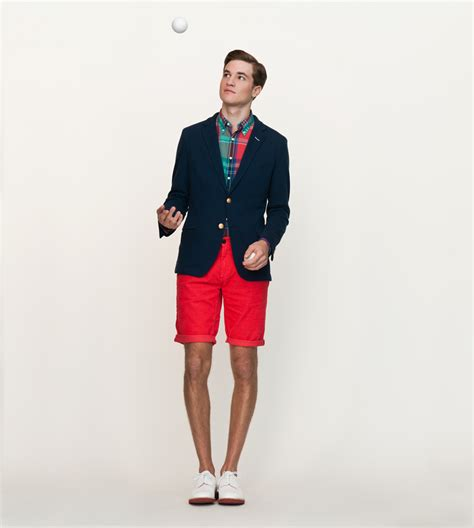 preppy s looks in gant rugger summer lookbook 2018