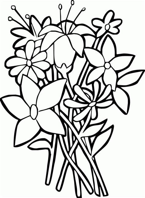 disegni da colorare fiori eccellente disegni da colorare fiori fotografia disegni
