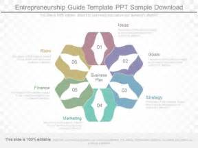 powerpoint presentation templates for entrepreneurship entrepreneurship guide template ppt sle download