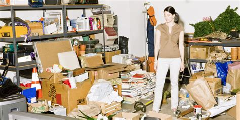 Garage Clean Out by The Reality Of Decluttering With A Family Huffpost Uk