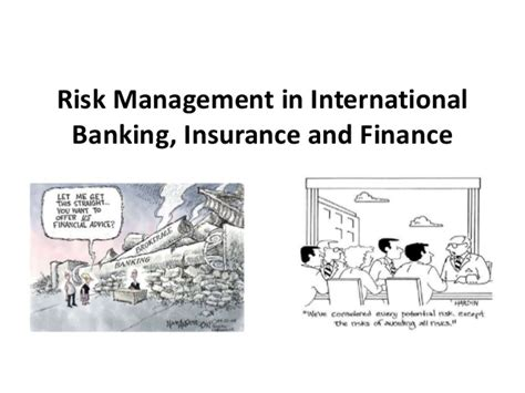 Mba In Banking And Insurance Subjects by Abf316 Risk Management In International Banking
