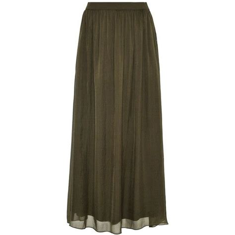 25 best ideas about brown maxi skirts on