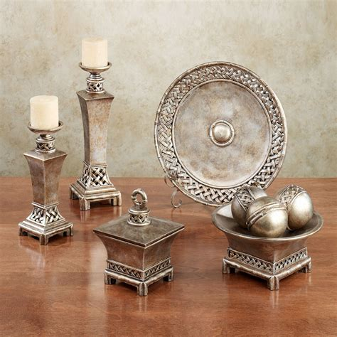 landrum 9 pc decorative home accents set