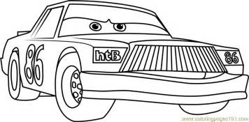 cars coloring pages hicks hicks from cars 3 coloring page free cars 3