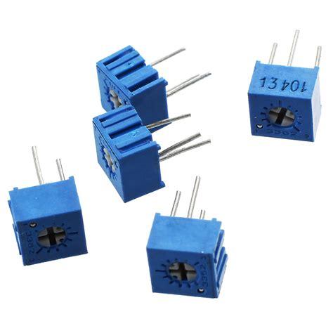 100k variable resistor terminal 100k variable resistor terminal 28 images 5 pcs 100k ohm trimpot trimmer pot variable