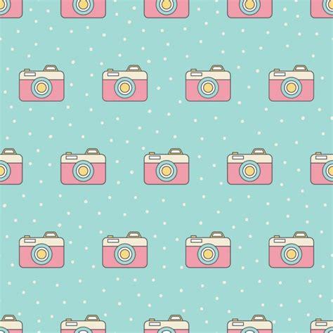 camera pattern background free cameras pattern design vector free download
