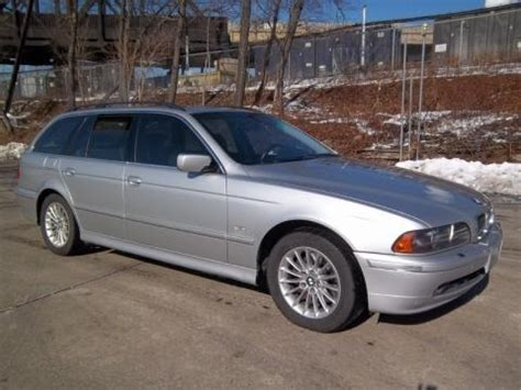 2001 bmw 540i specs 2001 bmw 5 series 540i sport wagon data info and specs