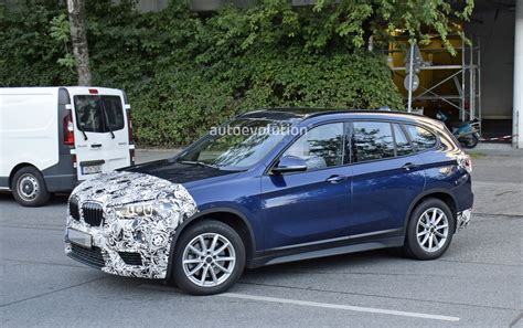 spyshots  bmw  facelift spotted testing  germany