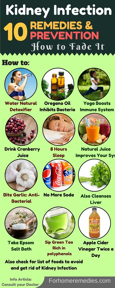 10 easy home remedies best foods to clear kidney infection