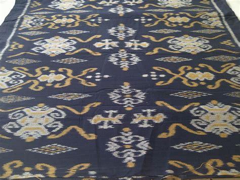 Tenun Blanket Hitam cv tenun indonesia jual kain tenun ikat kain tenun