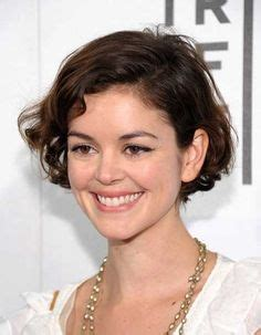old fashioned layered hairstyles short layered curly hairstyles girl with old fashioned