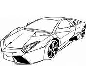 Car Coloring Pages Camaro For Kids