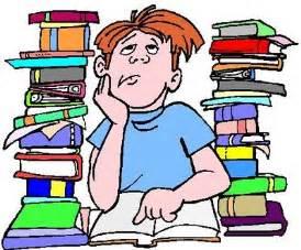 Between studying download study bcartoon cartoon of student studying