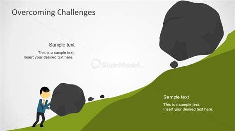 Overcoming the Challenges with Hard Work Metaphor   SlideModel